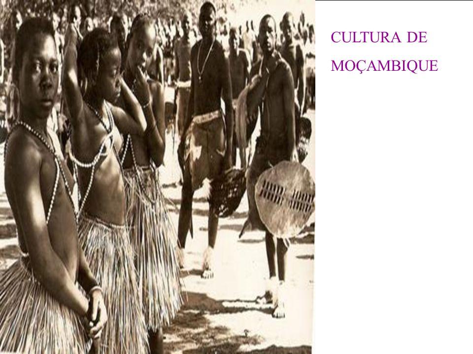 CULTURA DE MOÇAMBIQUE