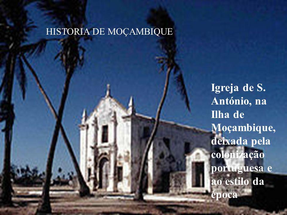 HISTORIA DE MOÇAMBIQUE