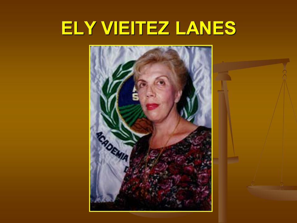 ELY VIEITEZ LANES
