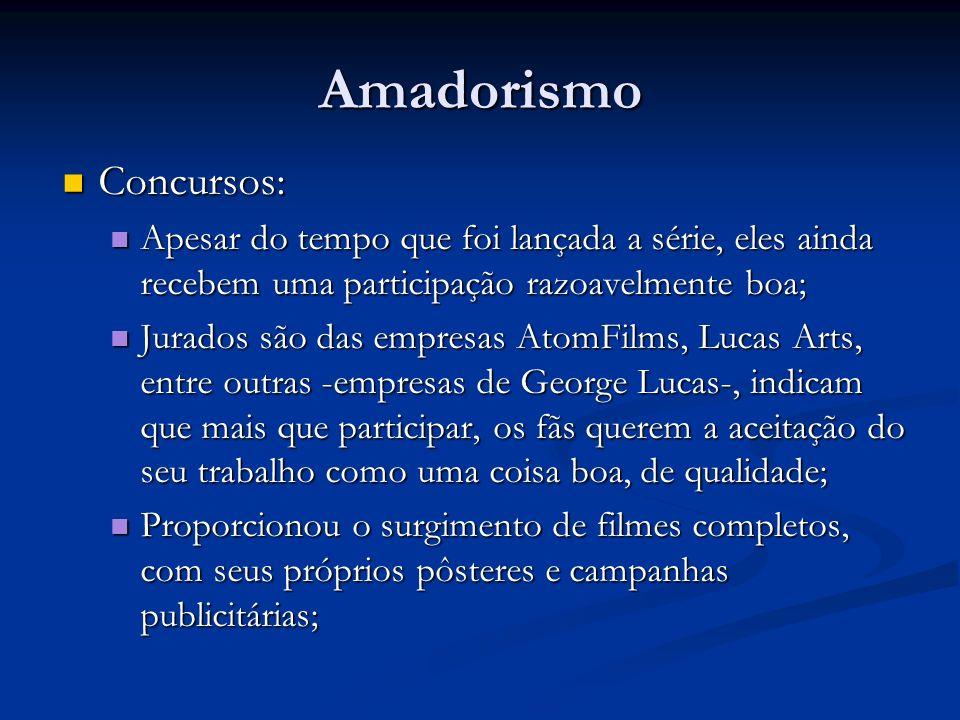 Amadorismo Concursos: