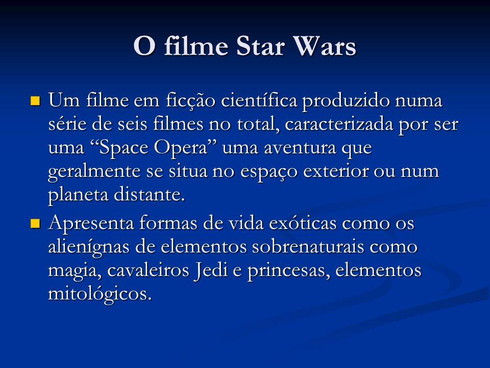 O filme Star Wars