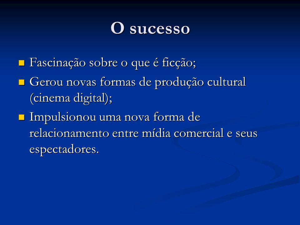 O sucesso Fascinação sobre o que é ficção;