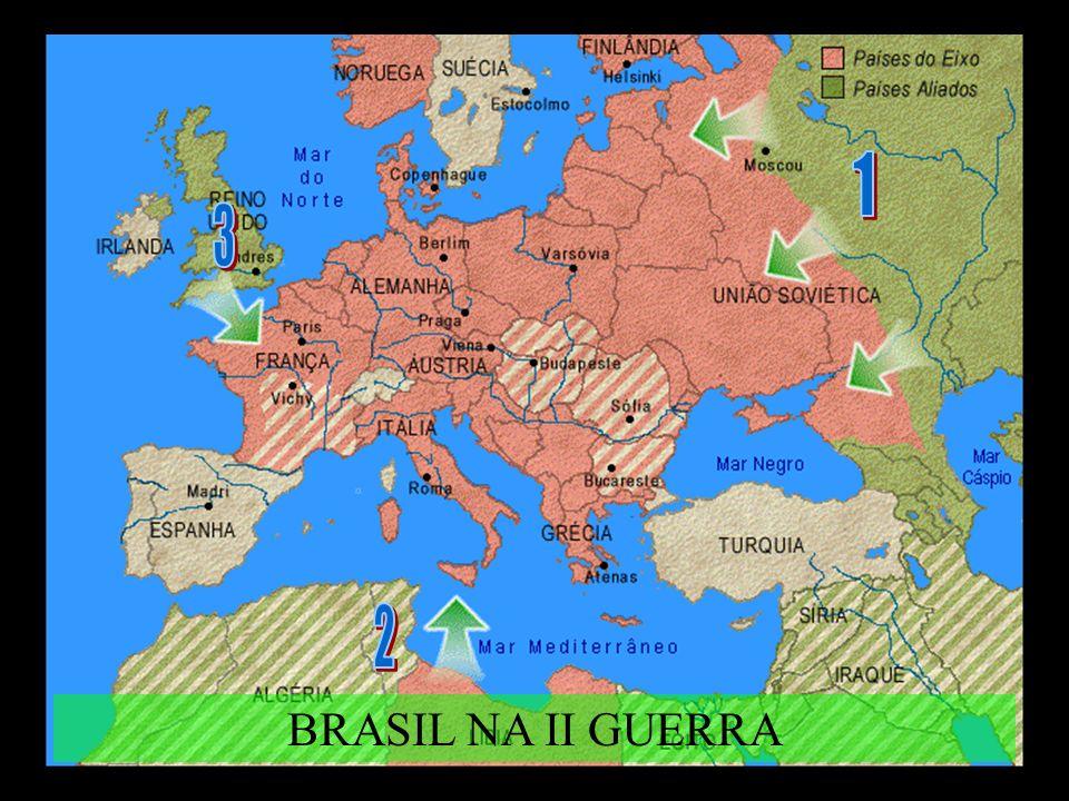 BRASIL NA II GUERRA 1 3 2