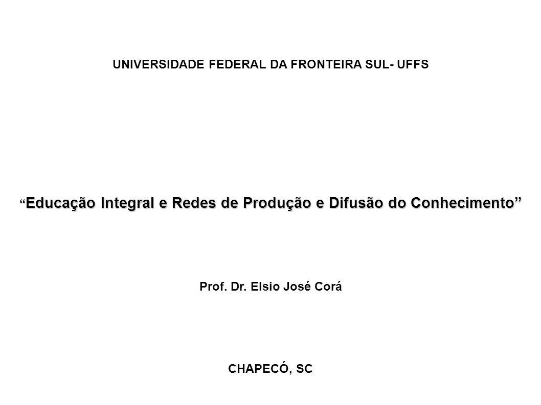 UNIVERSIDADE FEDERAL DA FRONTEIRA SUL- UFFS