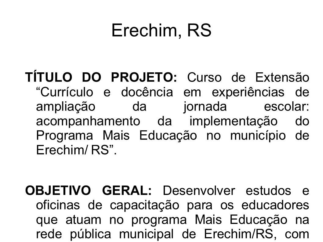 Erechim, RS