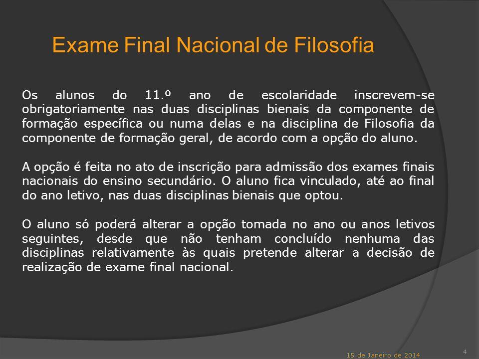 Exame Final Nacional de Filosofia