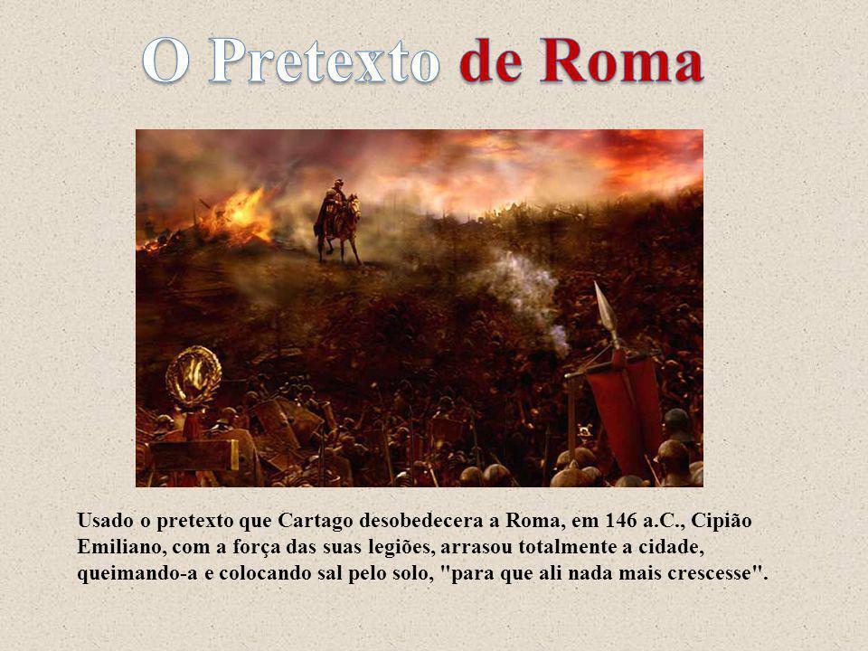O Pretexto de Roma