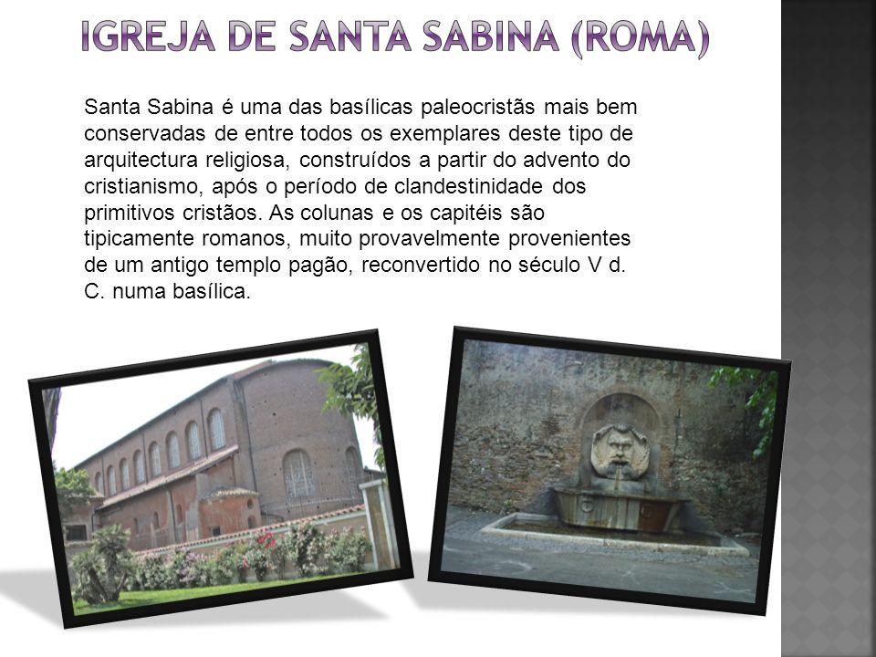 Igreja de Santa Sabina (Roma)