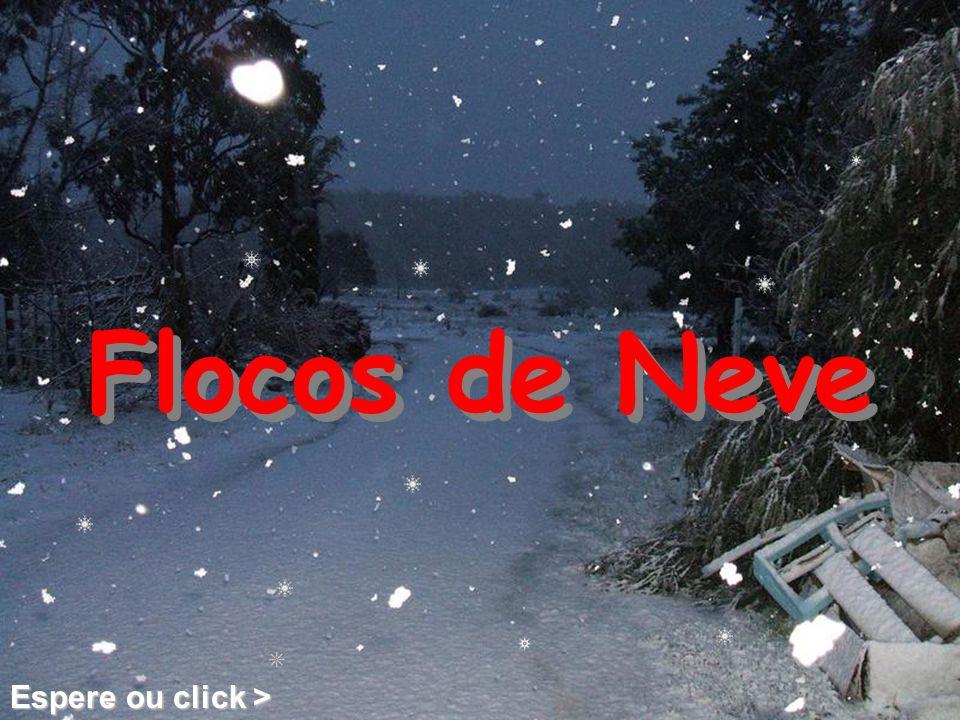 Flocos de Neve Espere ou click >