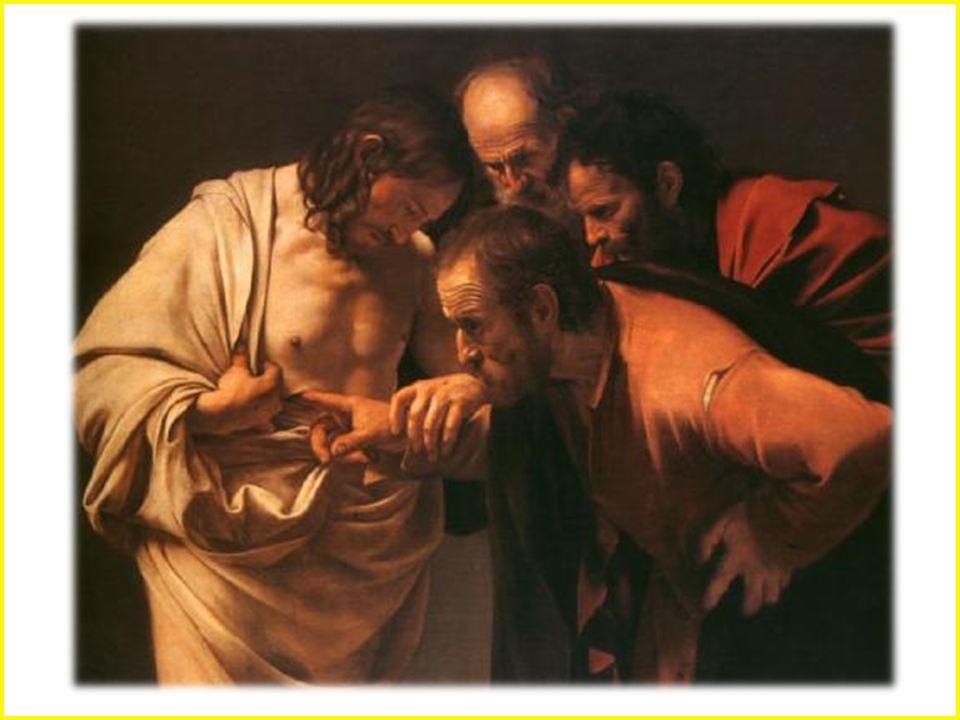 Jesus e Tomé: João 20.19-25