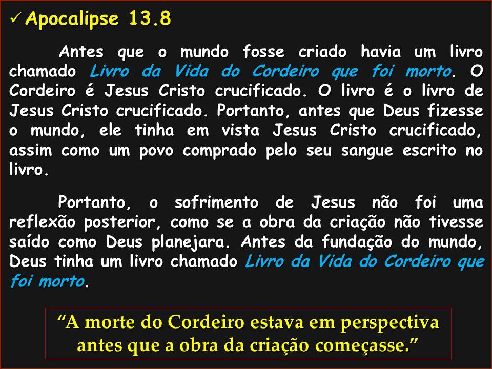 Apocalipse 13.8