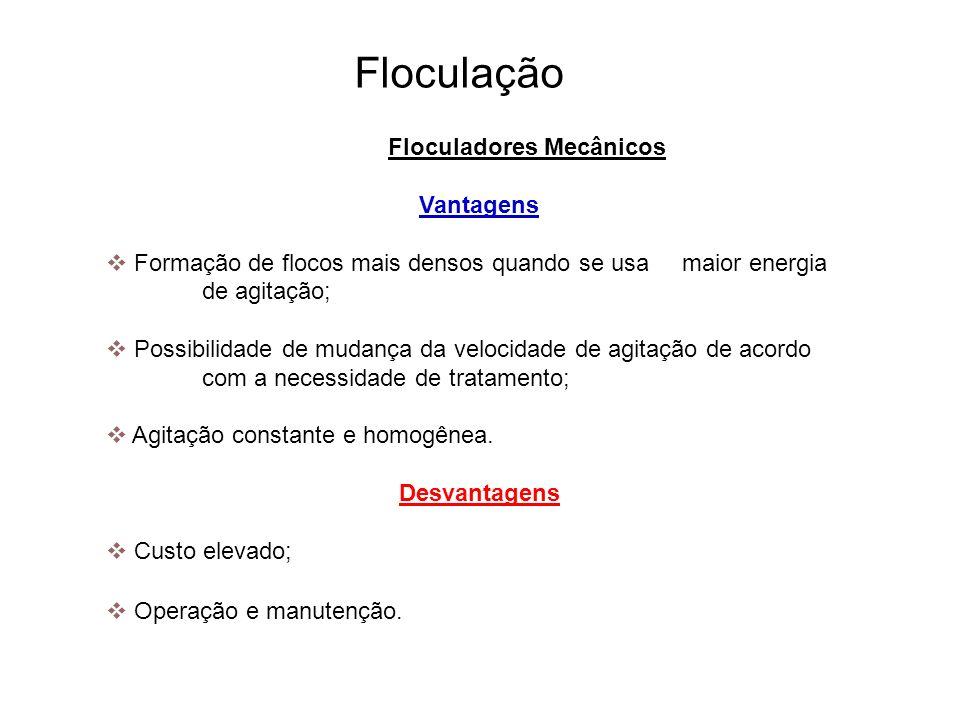 Floculadores Mecânicos