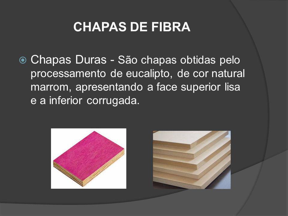 CHAPAS DE FIBRA