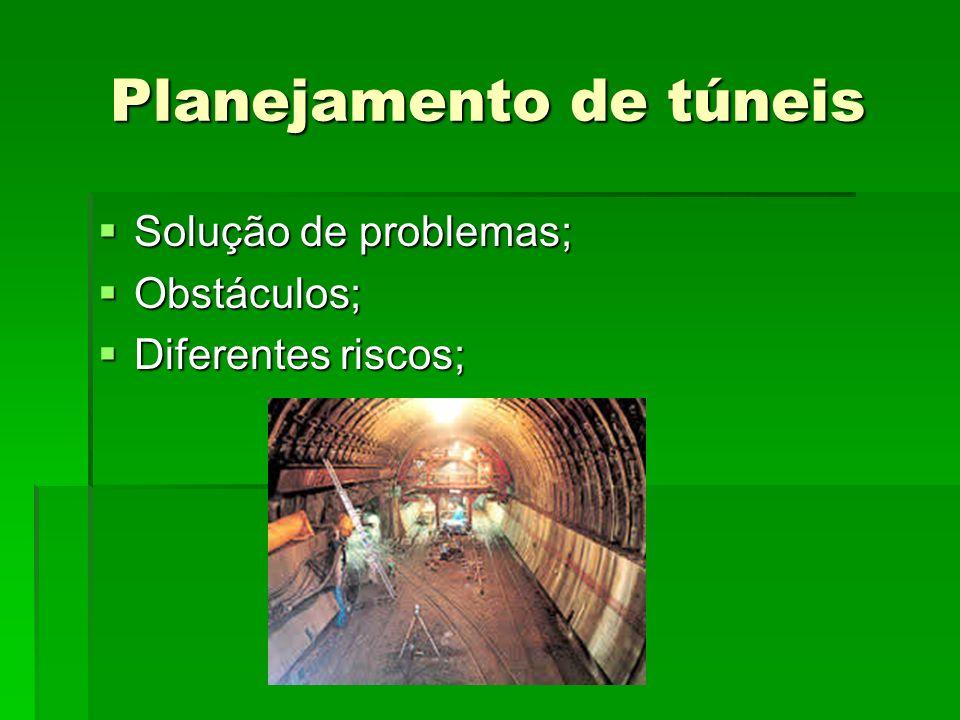 Planejamento de túneis