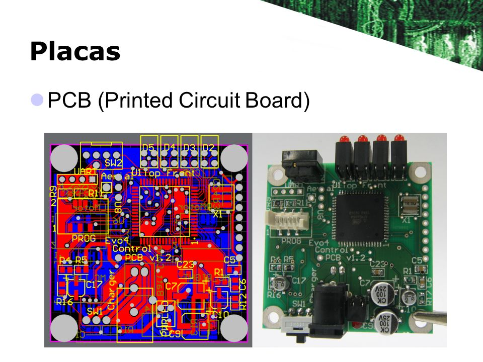 Placas PCB (Printed Circuit Board)