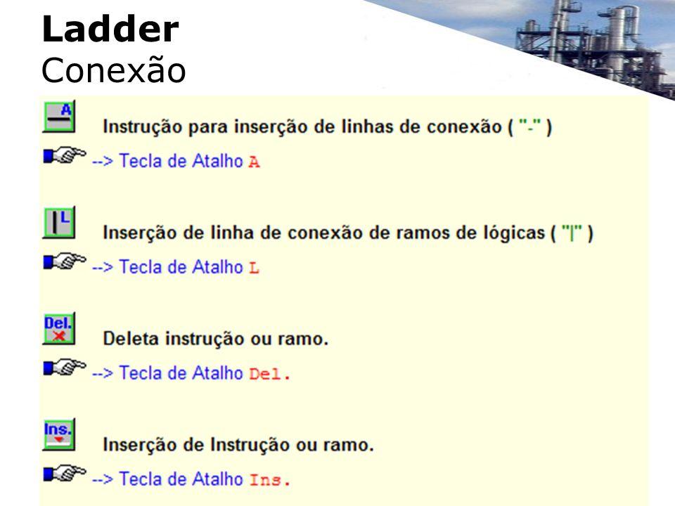 Ladder Conexão