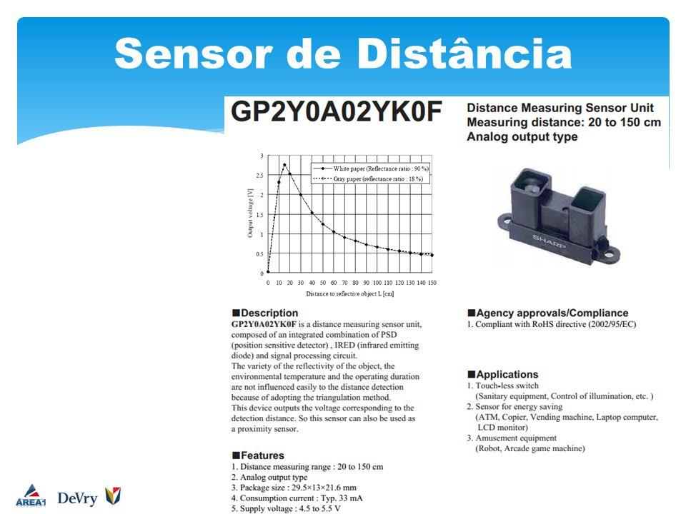 Sensor de Distância
