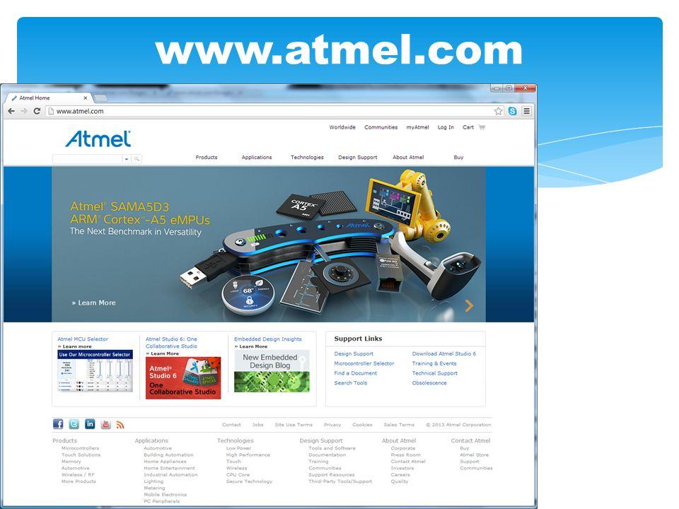 www.atmel.com