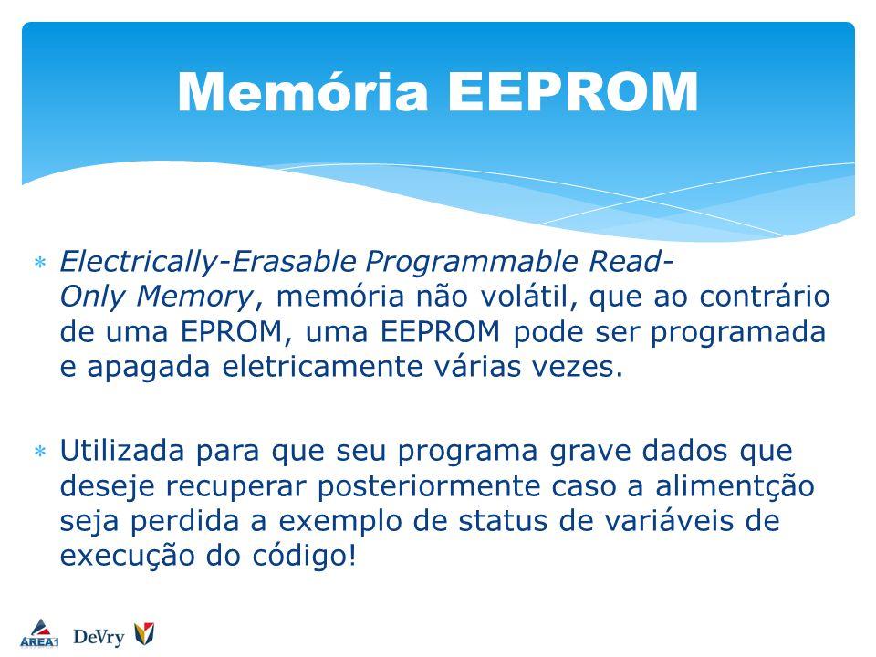 Memória EEPROM
