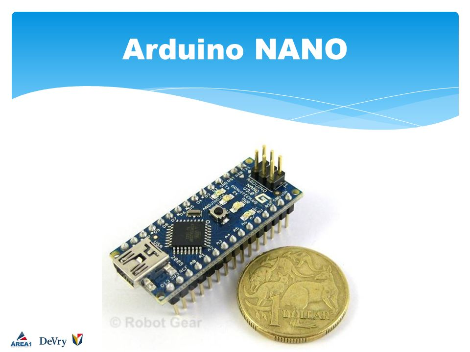 Arduino NANO