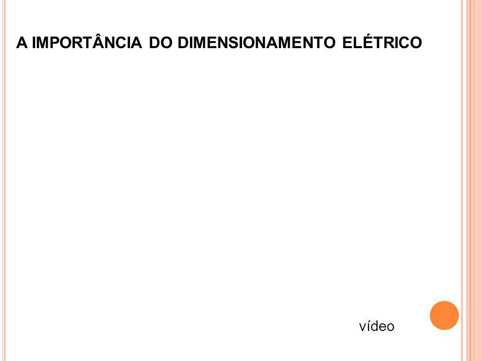 A IMPORTÂNCIA DO DIMENSIONAMENTO ELÉTRICO