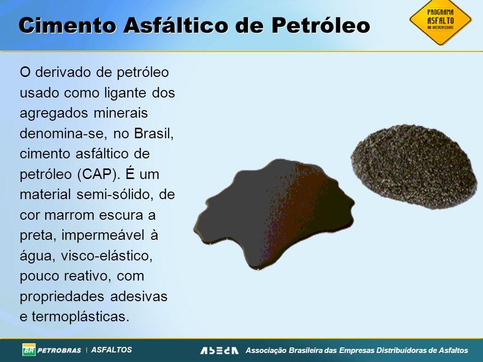 Cimento Asfáltico de Petróleo