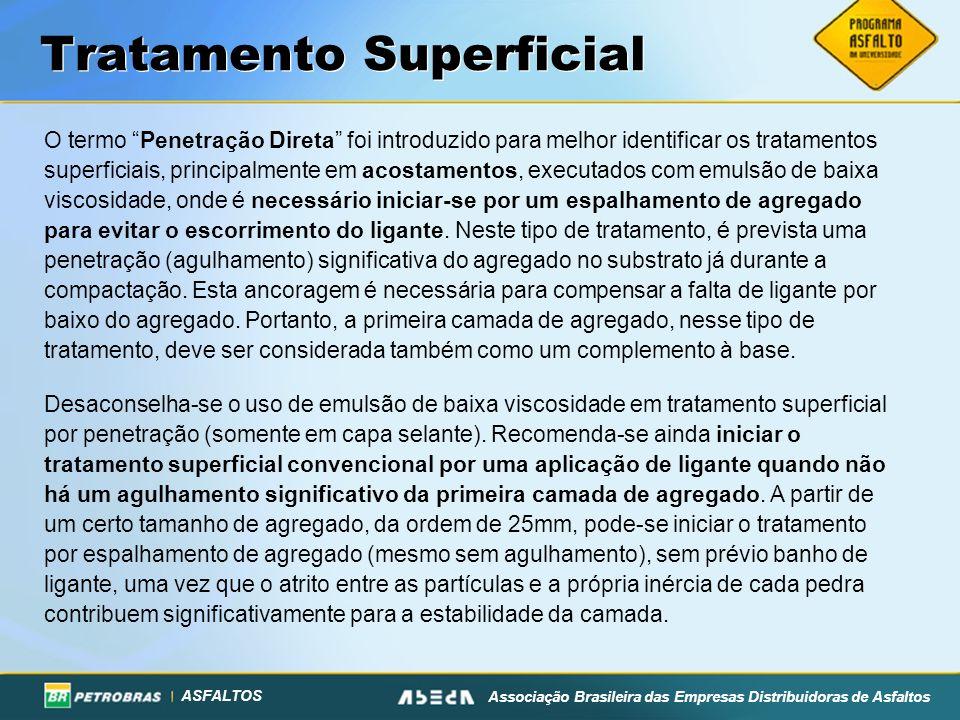 Tratamento Superficial