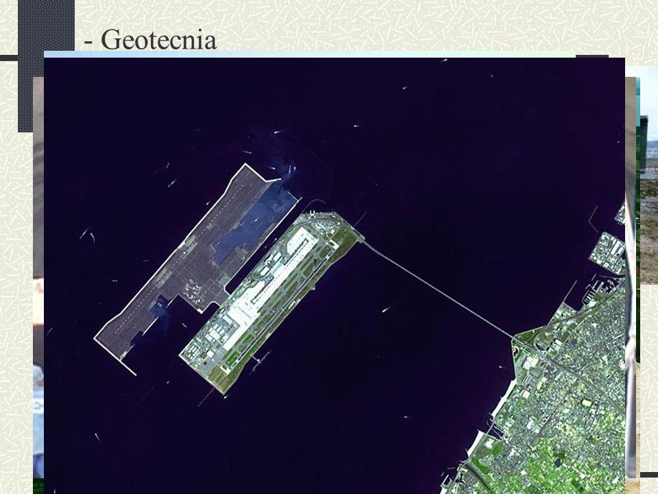 Geotecnia Fundações Barragens Aterros sobre solos moles Túneis