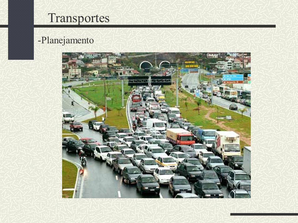 Transportes Planejamento