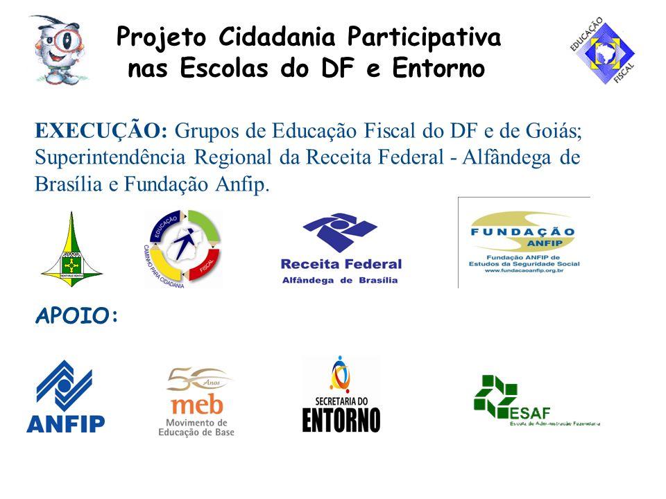 Projeto Cidadania Participativa nas Escolas do DF e Entorno