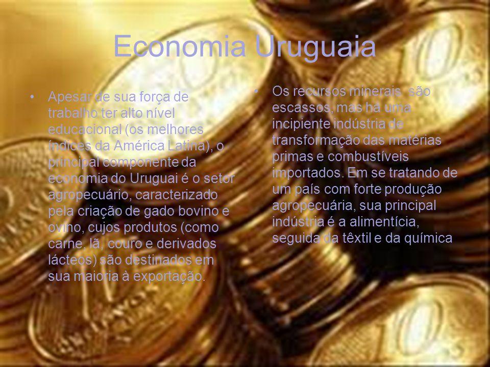 Economia Uruguaia