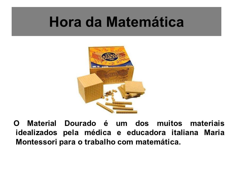 Hora da Matemática