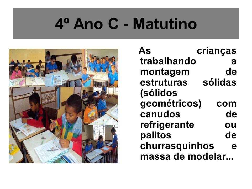 4º Ano C - Matutino
