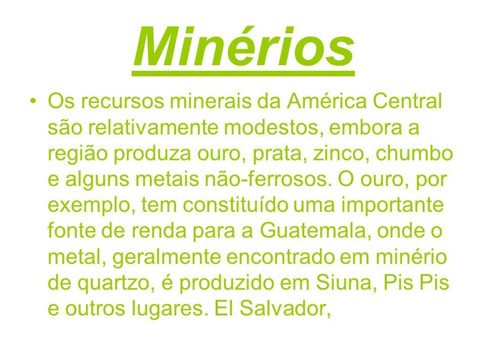 Minérios
