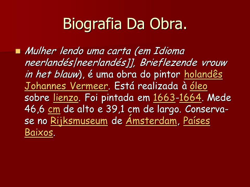 Biografia Da Obra.