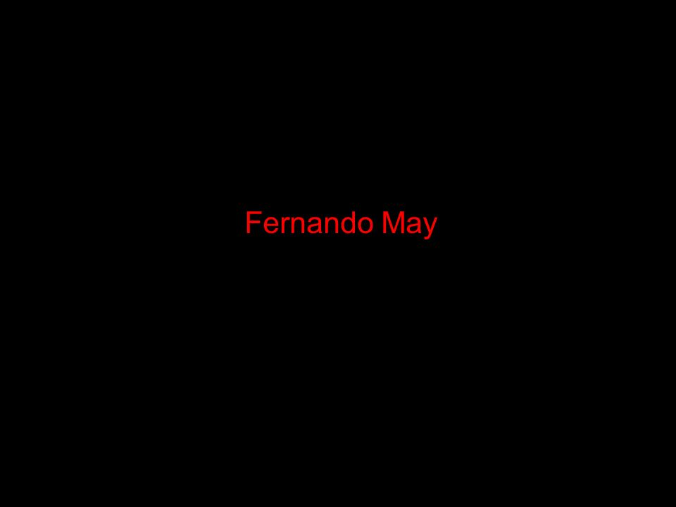 Fernando May