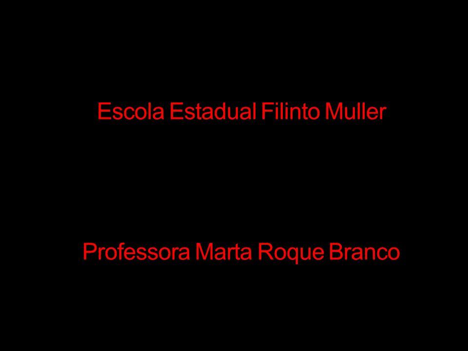 Escola Estadual Filinto Muller Professora Marta Roque Branco