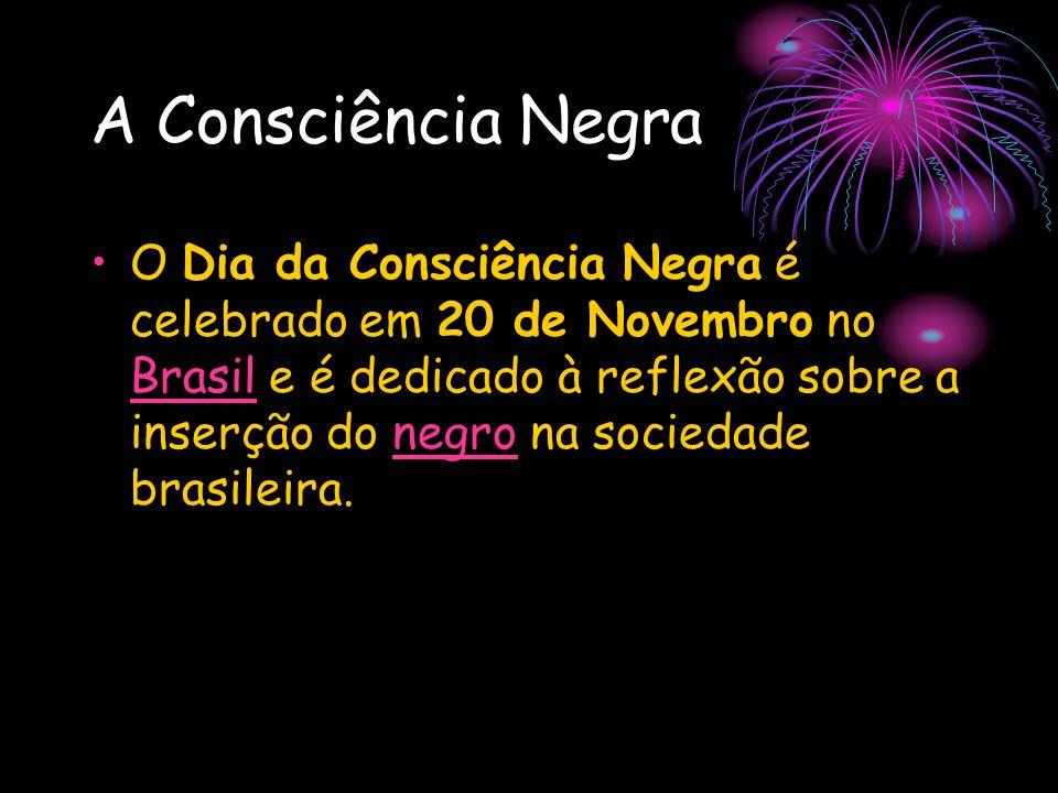 A Consciência Negra