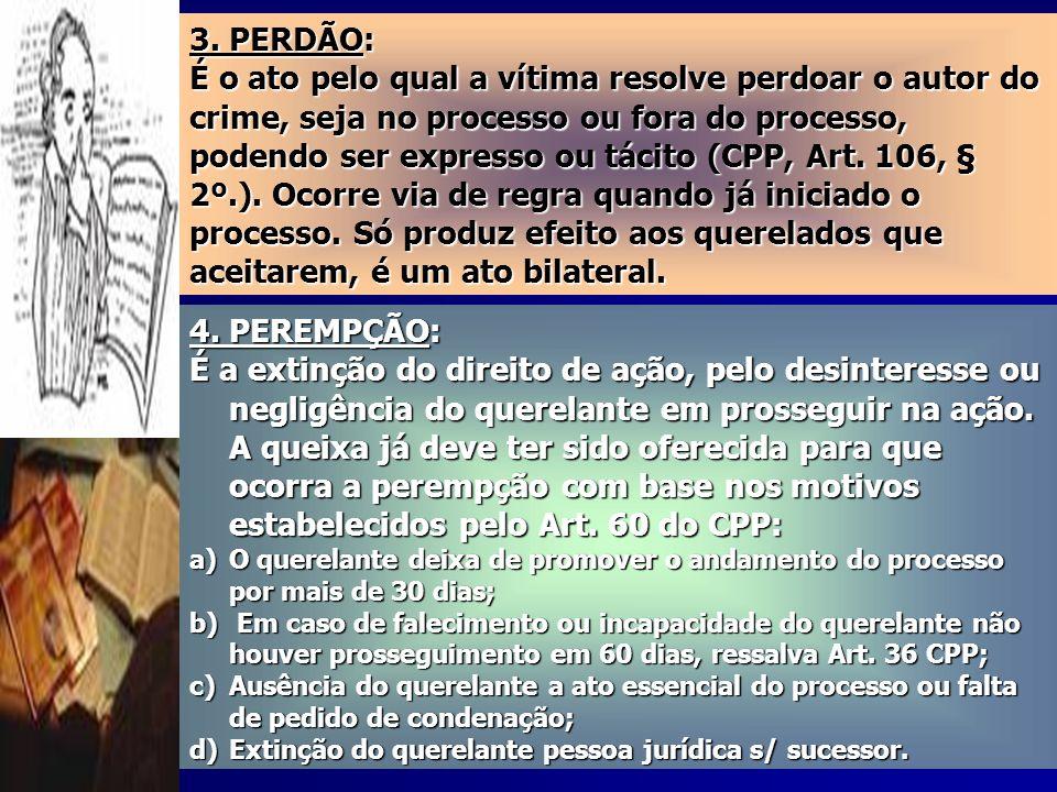3. PERDÃO: