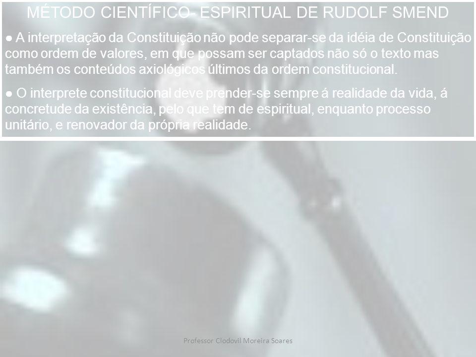 MÉTODO CIENTÍFICO- ESPIRITUAL DE RUDOLF SMEND