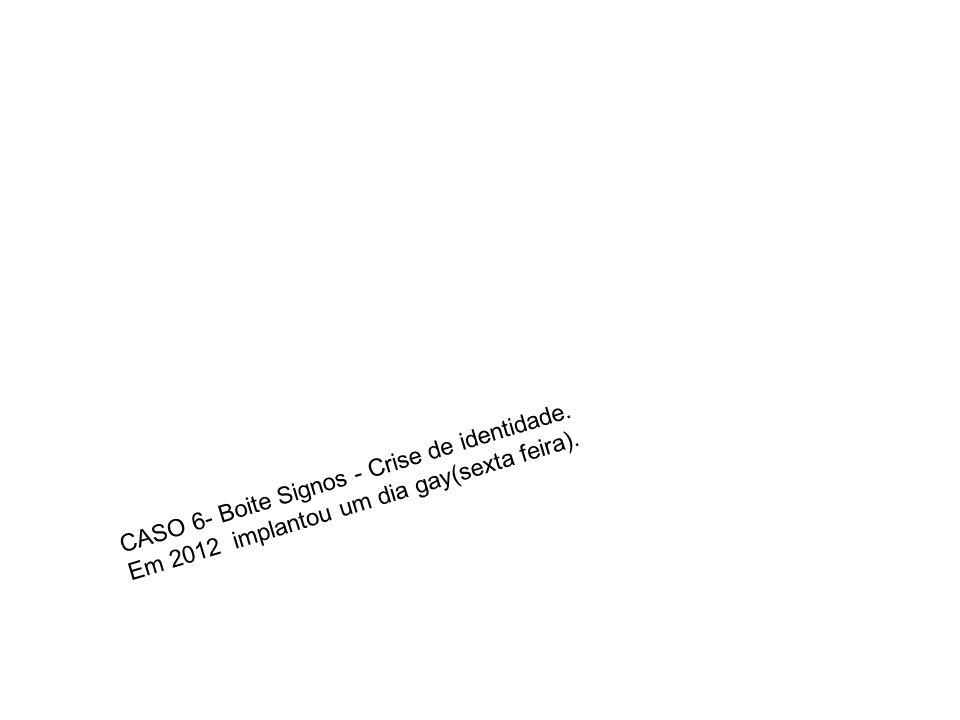 CASO 6- Boite Signos - Crise de identidade.