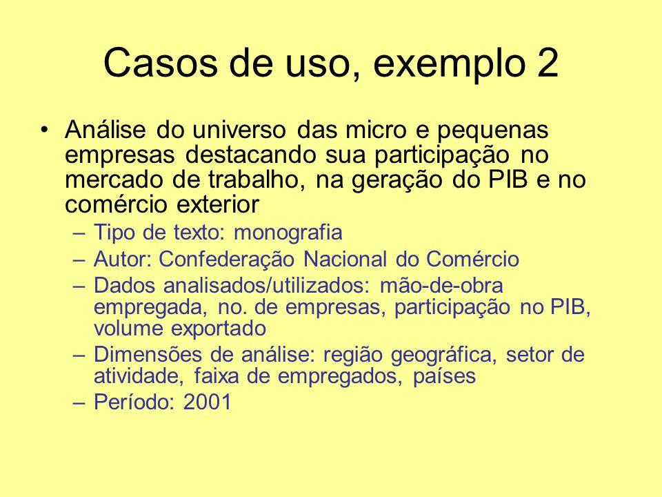 Casos de uso, exemplo 2
