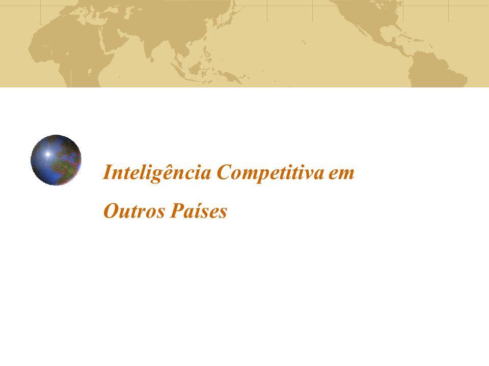 Inteligência Competitiva em Outros Países