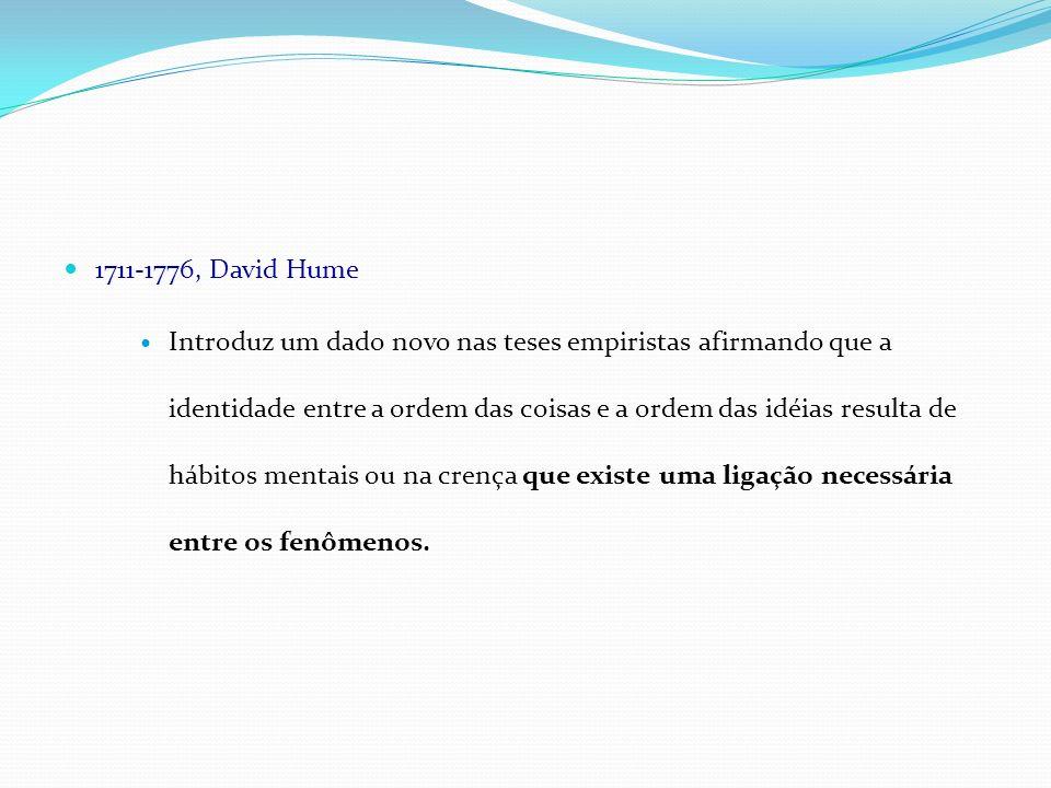 1711-1776, David Hume