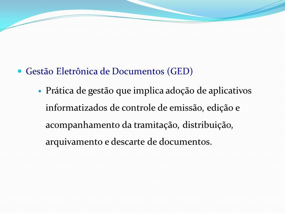 Gestão Eletrônica de Documentos (GED)