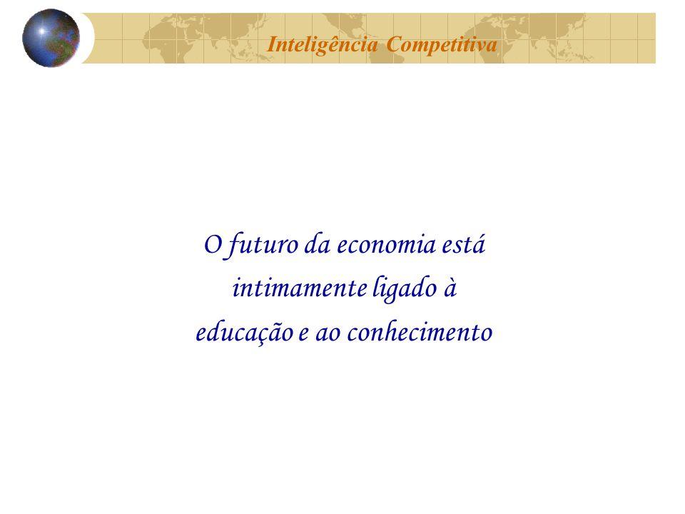 O futuro da economia está intimamente ligado à