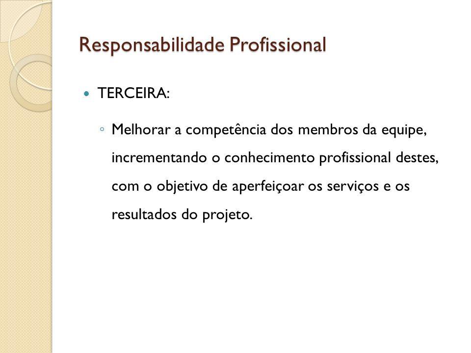 Responsabilidade Profissional