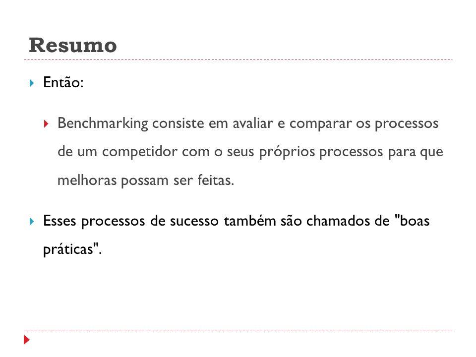 ResumoEntão: