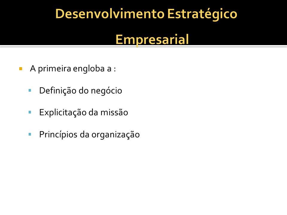 Desenvolvimento Estratégico Empresarial