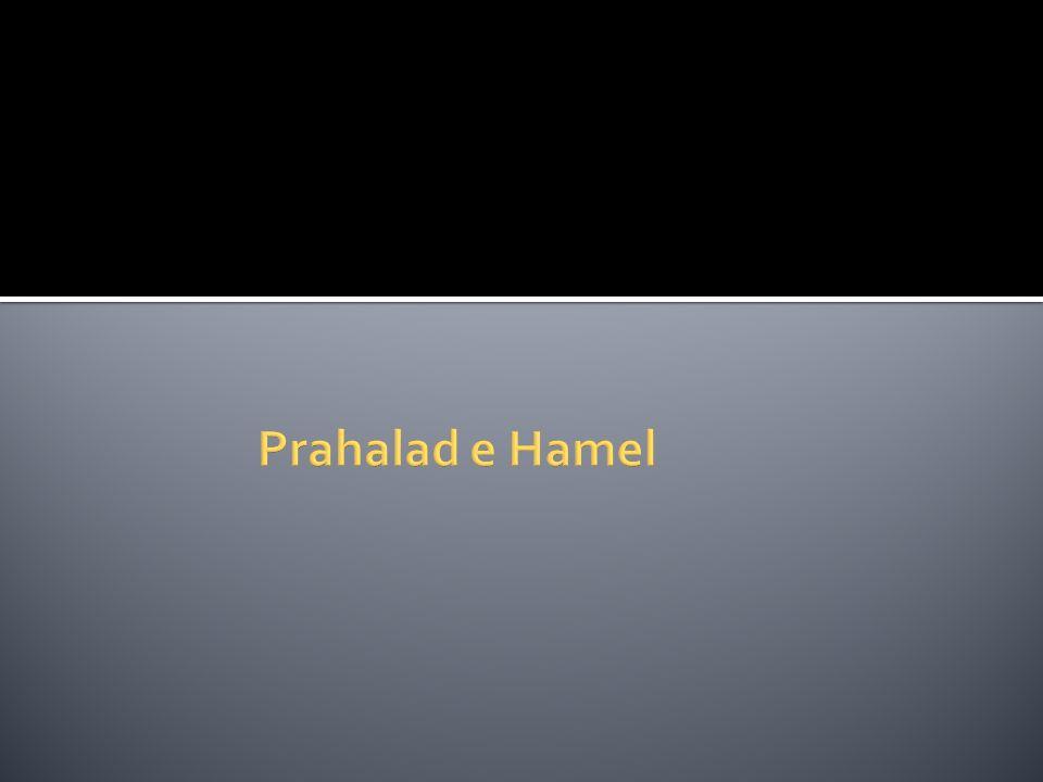 Prahalad e Hamel